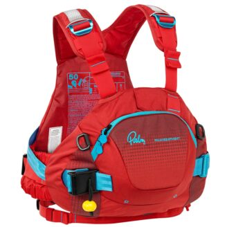 Palm FXr Rescue PFD. Flame / Chilli