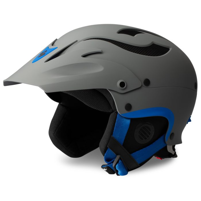 Sweet Rocker Helmet Charcoal Grey