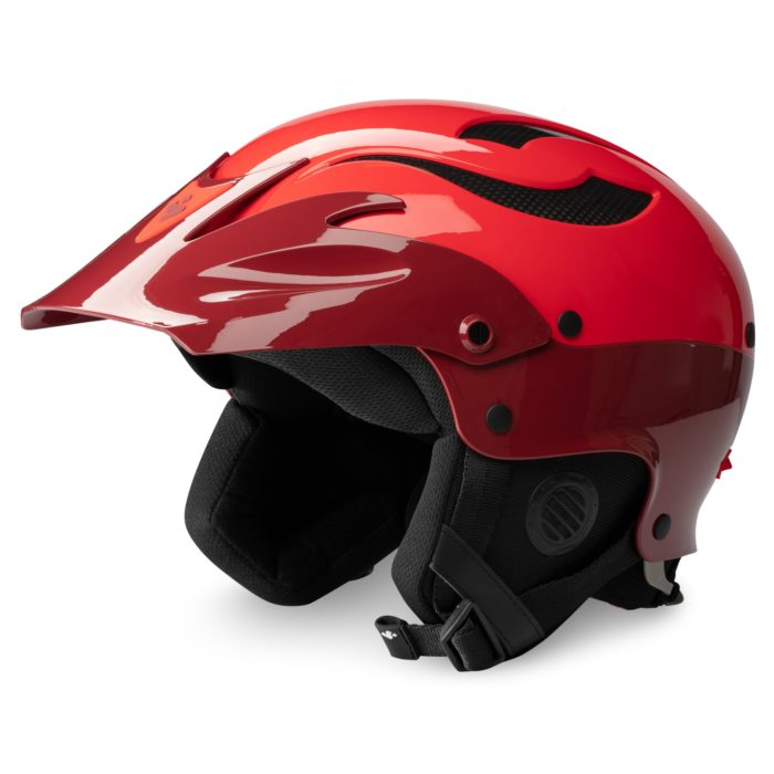Sweet Rocker Helmet Earth Red - Scorch Red