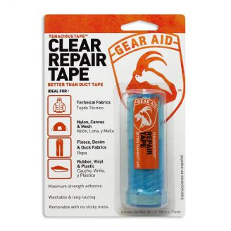Tenacious Tape By Gear Aid – Clear