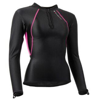 Sharkskin Chillproof Long Sleeve Chest Zip – Women's