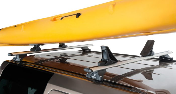 Rhino Rack Nautic 581 Kayak Carrier - Rear Loading