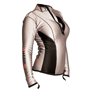 Sharkskin Chillproof Long Sleeve Zip – Women's