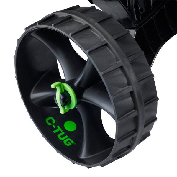 C-Tug Puncture Free Kiwi Wheels (pr)