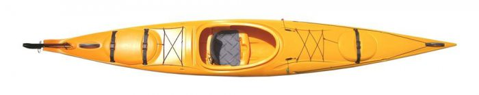 Mission Contour 450 Sea Kayak