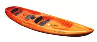 Mission Surge Tandem Sit On Top Kayak