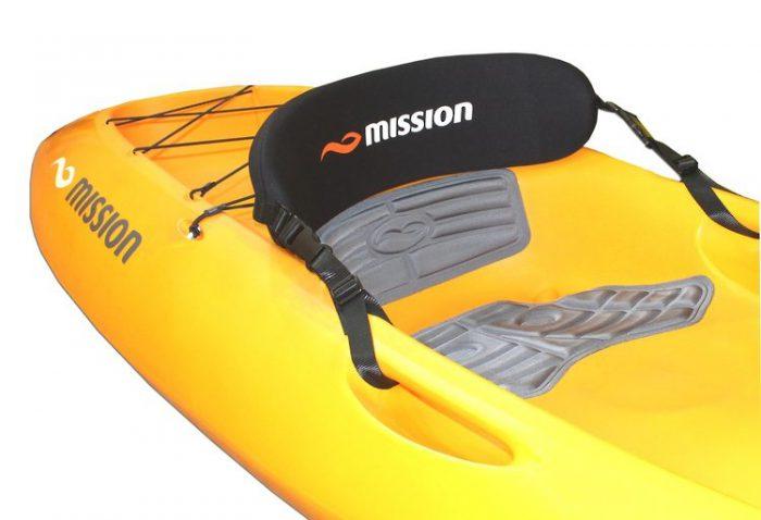 Mission SOT Backrest