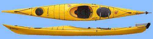 Mission Shearwater Sea Kayak