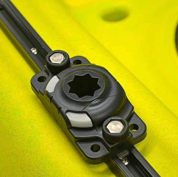 Railblaza Starport HD TracMount Kit