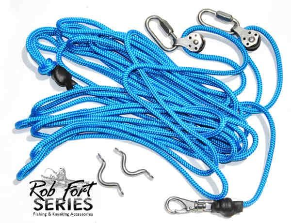 Rob Fort Series Adjustable Running Anchor System
