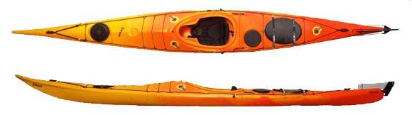Mission Skua Sea Kayak