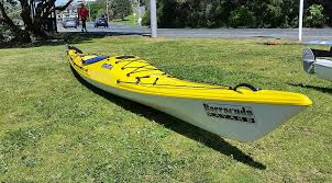 Barracuda Enigma Sea Kayak