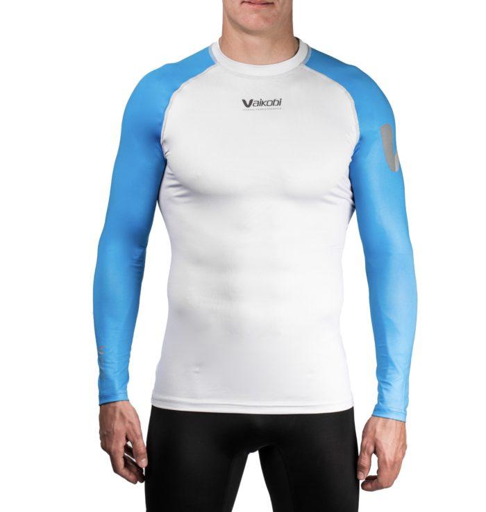 Vaikobi V Ocean Long Sleeve UV Rash Guard
