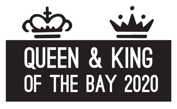 Queen & King of the Bay Surfski Race