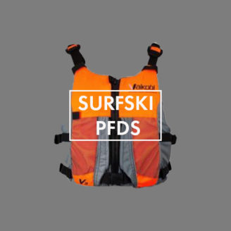 Surfski PFDs