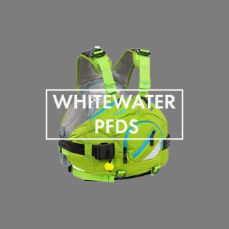 Whitewater PFDs