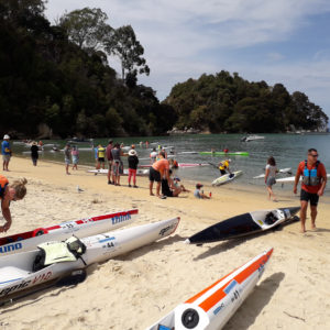 Queen & King Of The Bay Surfski Race 2020