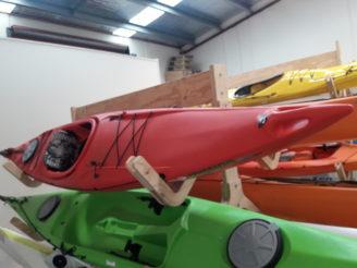 Mission Contour 375 Touring Kayak