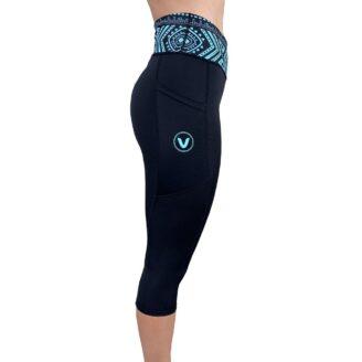 Vaikobi Activ UV Women's 3/4 Leggings