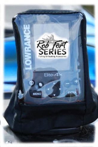 Rob Fort Series Fish Finder Cover